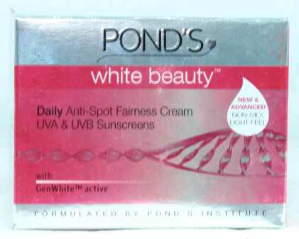 Ponds White Beauty Spot Less Face Cream 50gm